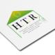 Logo HTR, entreprise bâtiment - Anaïs Clavel, designer graphique