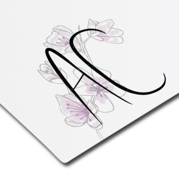 Logo Anaïs Clavel - Anaïs Clavel, designer graphique
