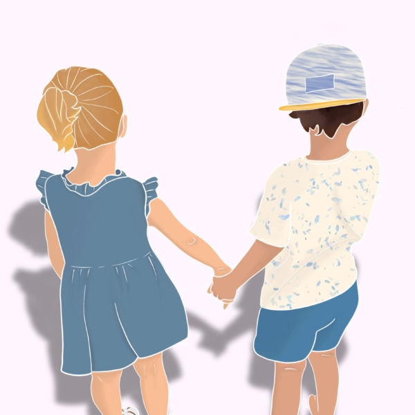 Happy Kid - Illustration, Anaïs Clavel